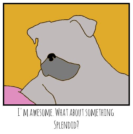 I'm Splendid.